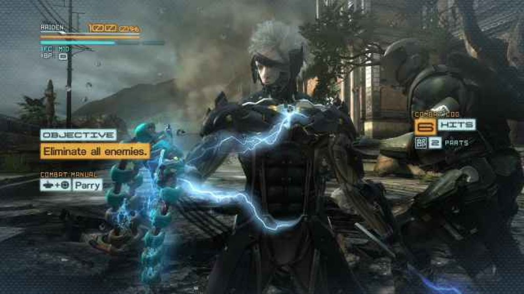 metal gear rising revengeance pc download