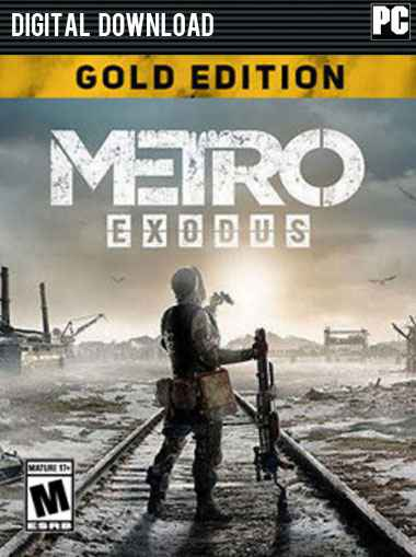 metro exodus gold edition download pc