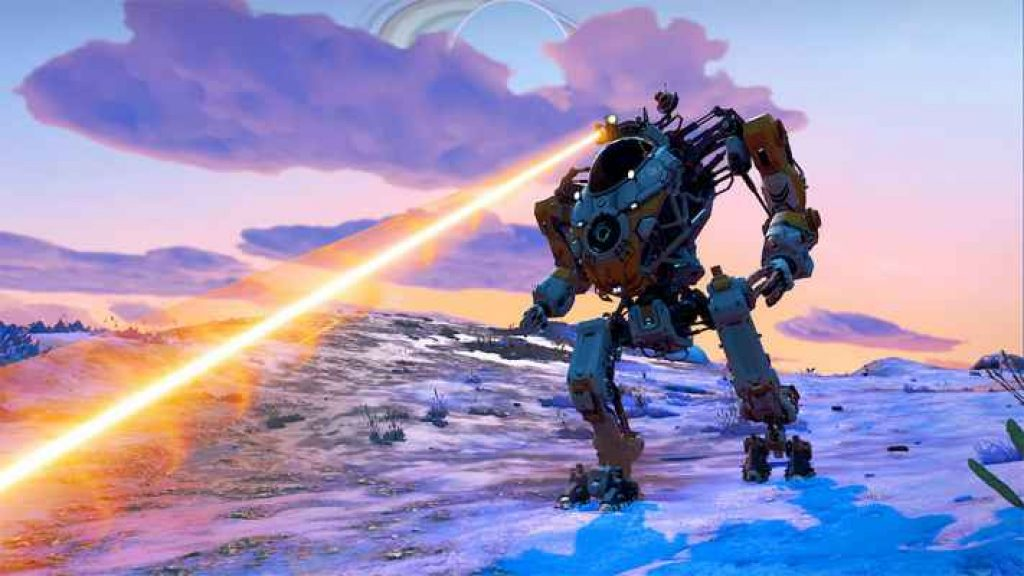 no mans sky exo mech highly compressed free download