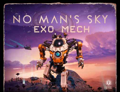 no mans sky exo mech torrent download pc