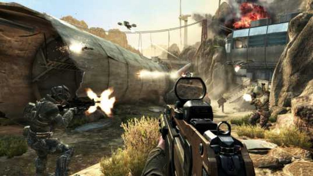 CALL OF DUTY BLACK OPS 2 highly compressed free download