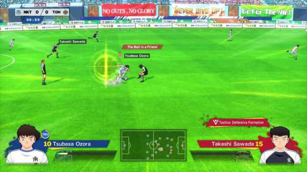 CAPTAIN TSUBASA RISE OF NEW CHAMPIONS game download for pc