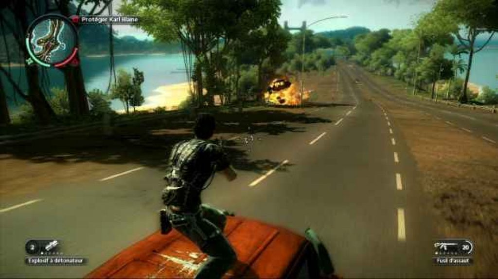 JUST CAUSE 2 free download pc game