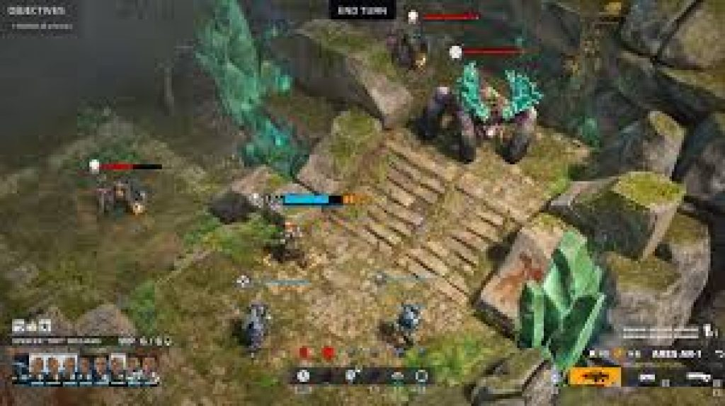 Phoenix Point Legacy of the Ancients free download pc game