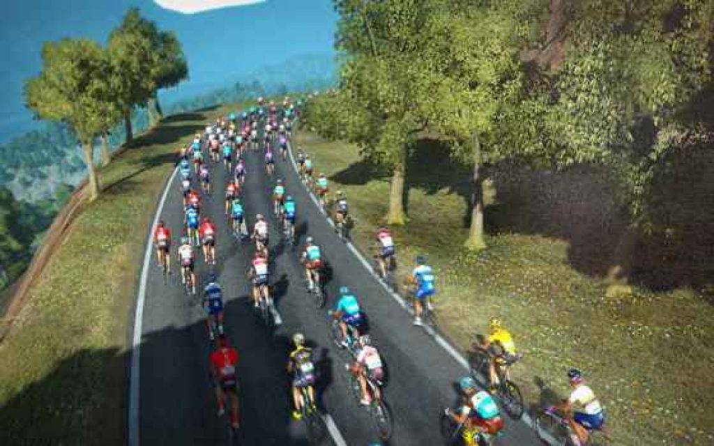TOUR DE FRANCE 2020game download for pc