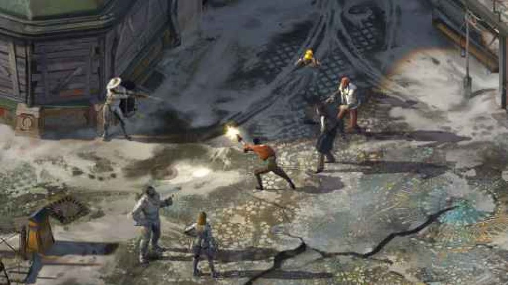 The Disco Elysium game download for pc