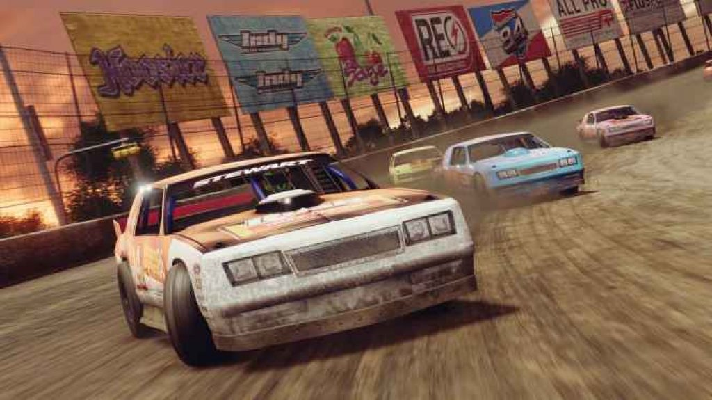 Tony Stewarts All American Racing free download pc game