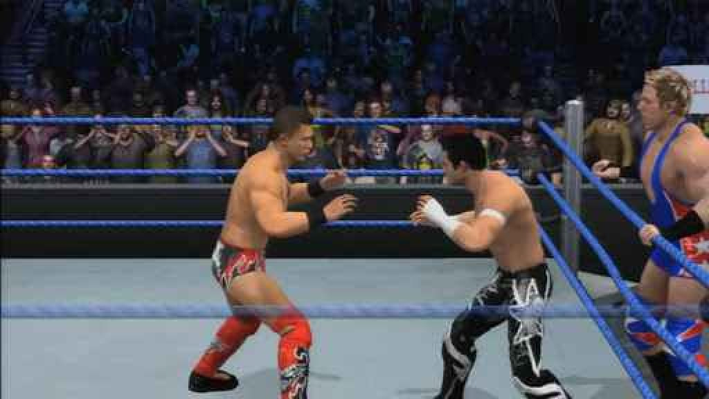WWE Smackdown Vs Raw download for pc