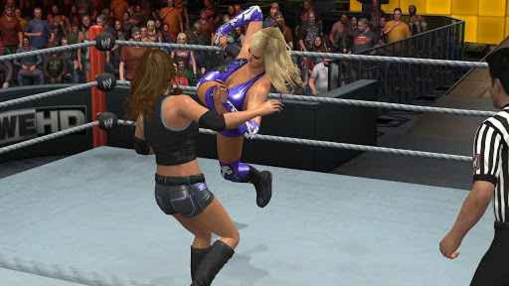 WWE Smackdown Vs Raw download pc game