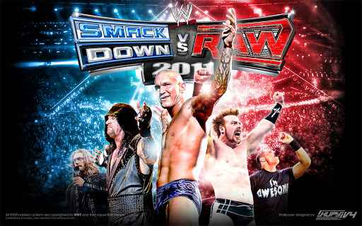 WWE Smackdown Vs Raw game download for pc