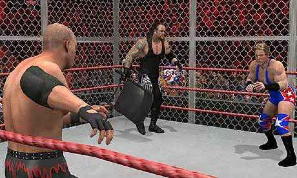 WWE Smackdown Vs Raw pc download
