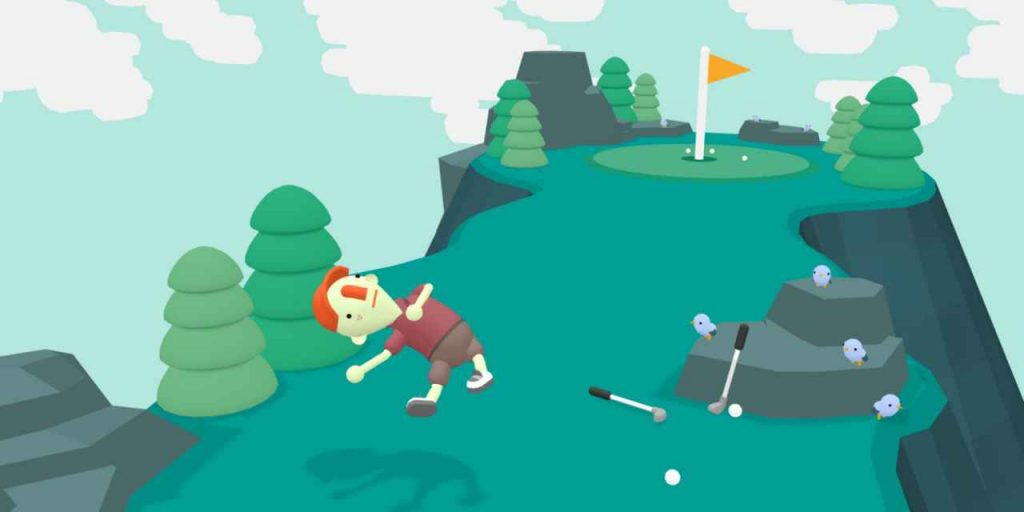 What The Golf Highly compressed