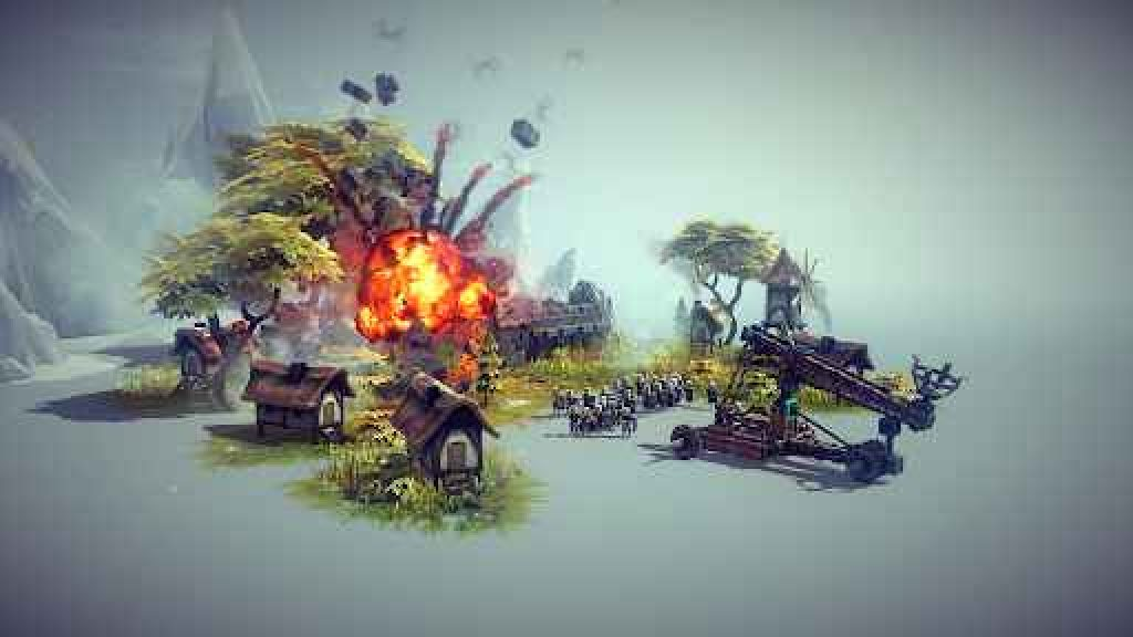 besiege highly compressed free download