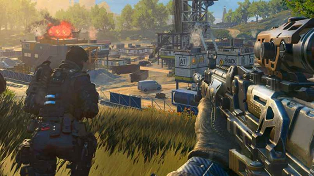 call of duty black ops 4 game download for pc
