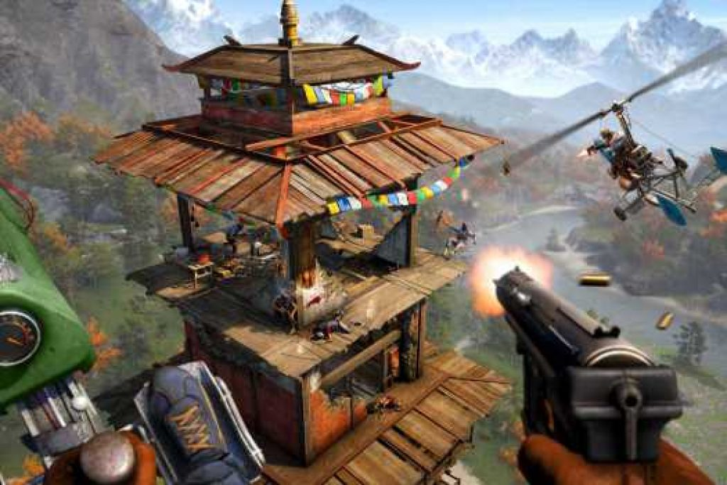 far cry 4 torrent download pc