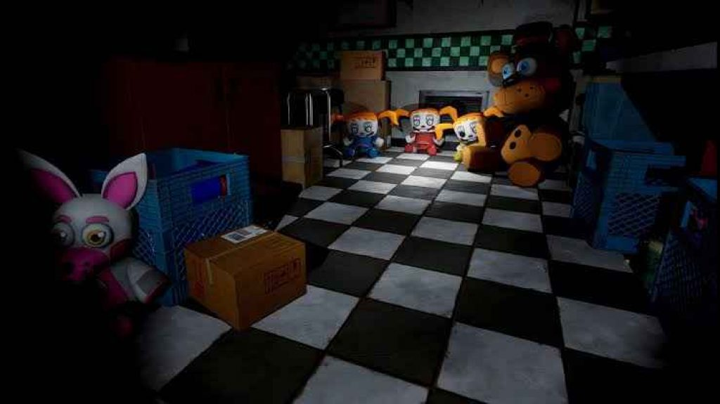 five nights at freddys download pc game