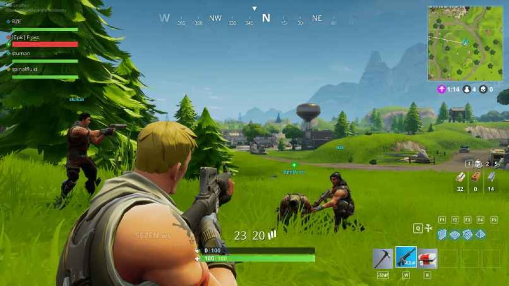 fortnite game download for pc