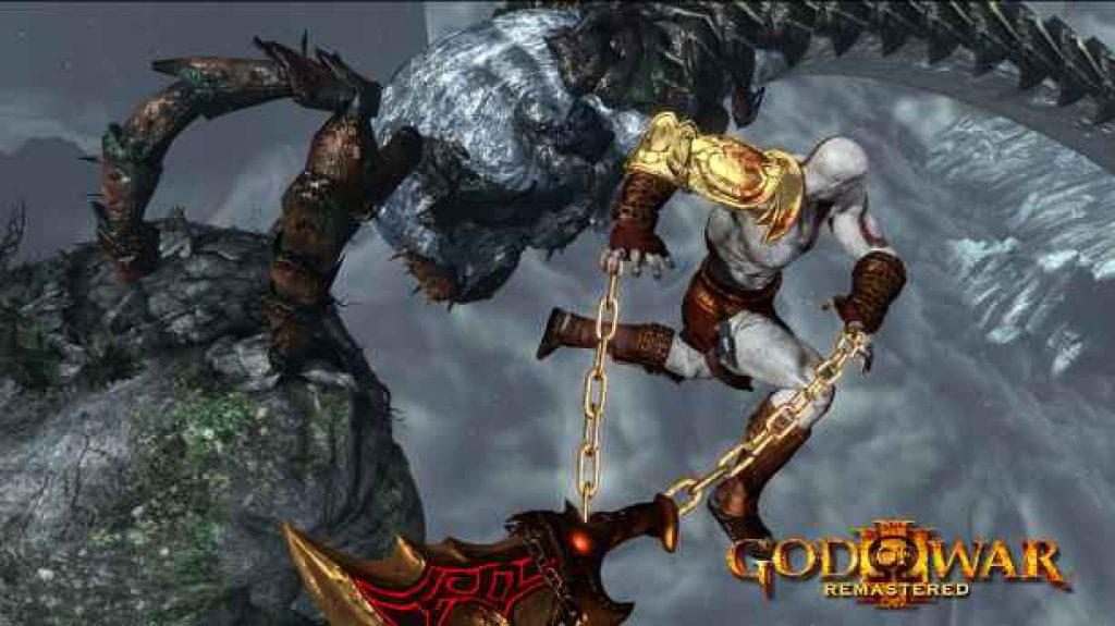 god of war 3 game download for pc
