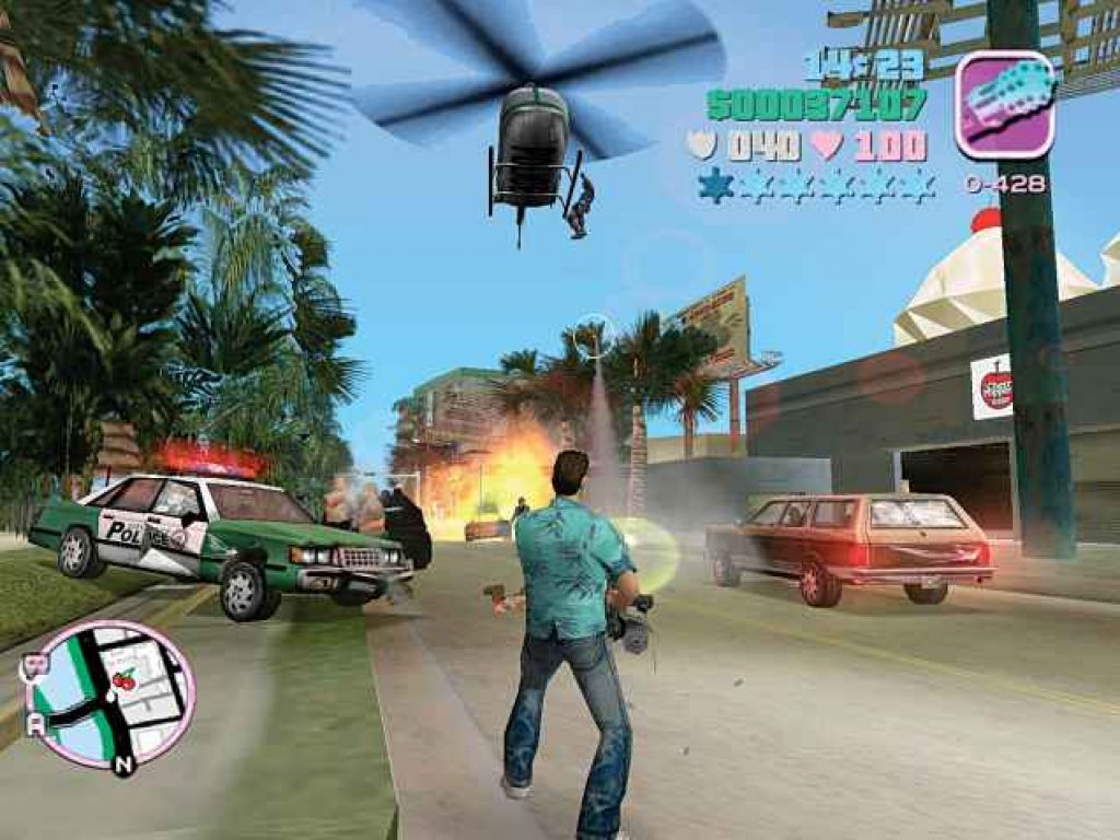 grand theft auto vice city torrent download pc