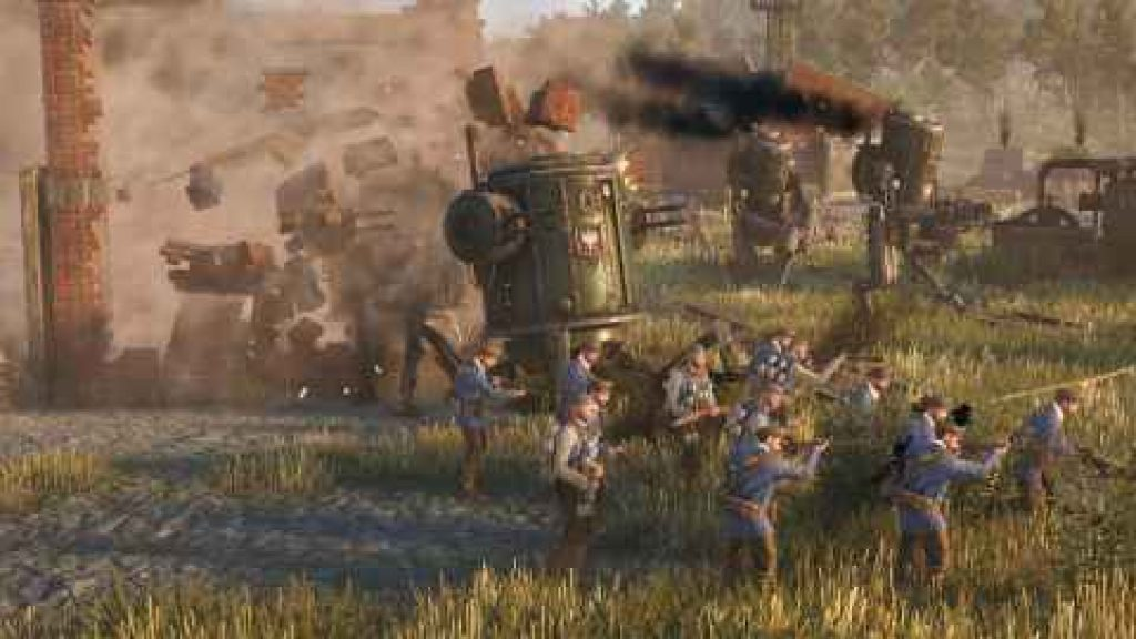 iron harvest download for pc