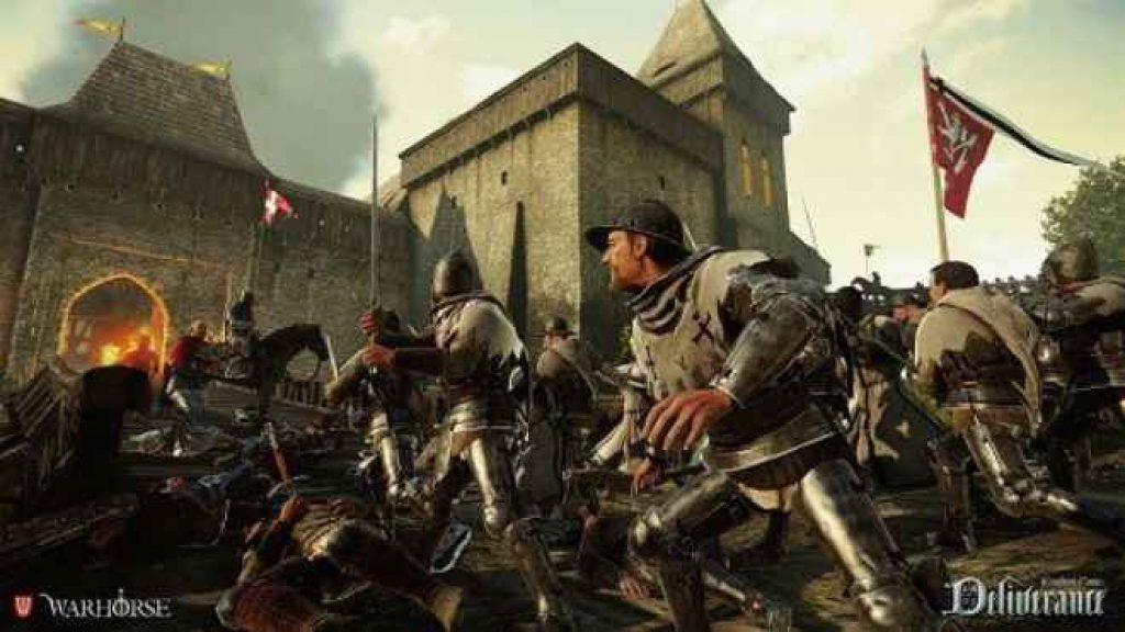 kingdom come deliverance game download for pc