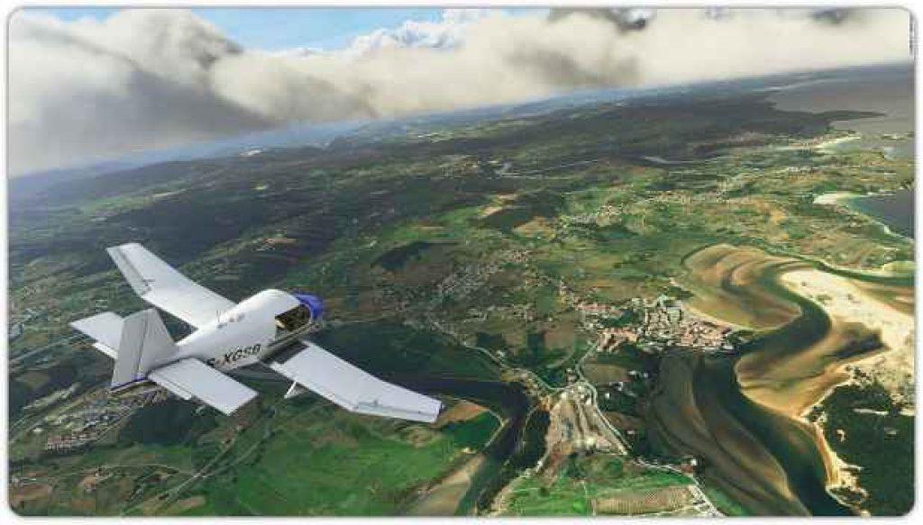 microsoft flight simulator download for pc