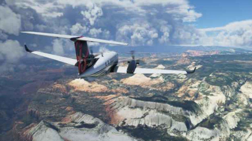 microsoft flight simulator free download pc game