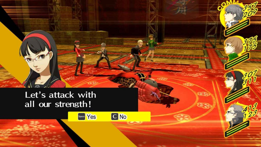 persona 4 torrent download pc