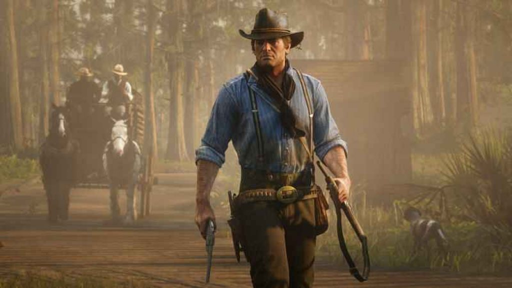 red dead redemption 2 download for pc