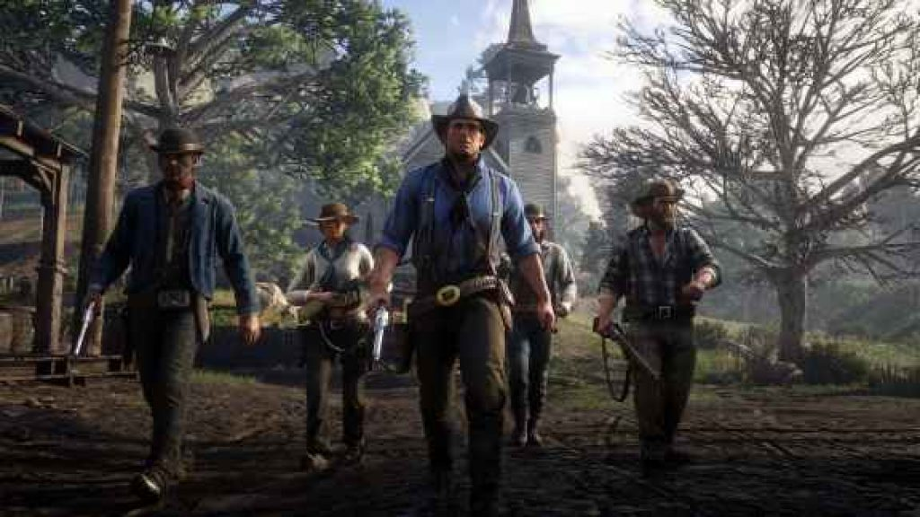 red dead redemption 2 highly compressed free download
