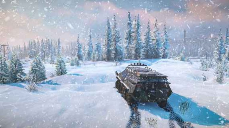 Snowrunner PC Download Highly Compressed - HdPcGames