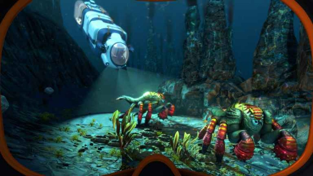 subnautica highly compressed free download
