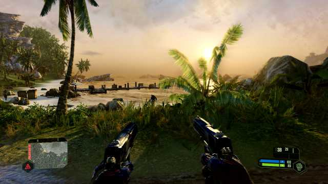 CRYSIS REMASTERED game download for pc