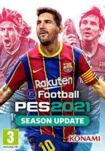 EFOOTBALL PES 2021 download pc game