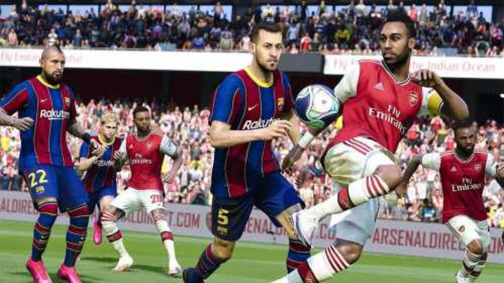 EFOOTBALL PES 2021 game download for pc