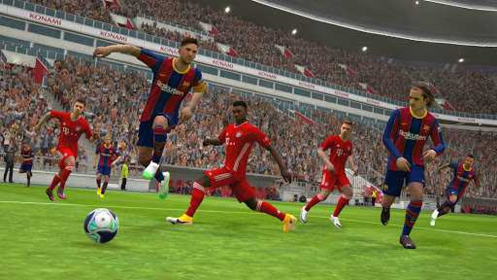 EFOOTBALL PES 2021 highly compressed free download