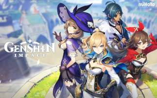 genshin impact free download pc game