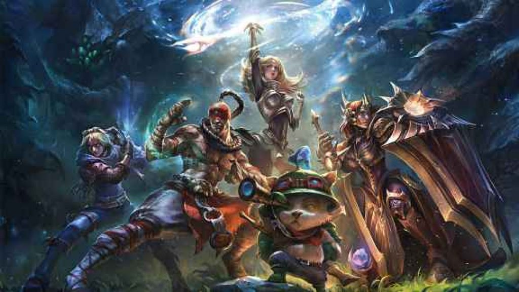 league of legends download pc game