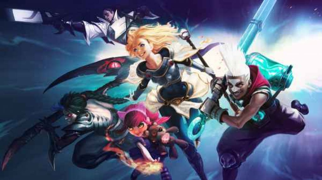 league of legends game download for pc