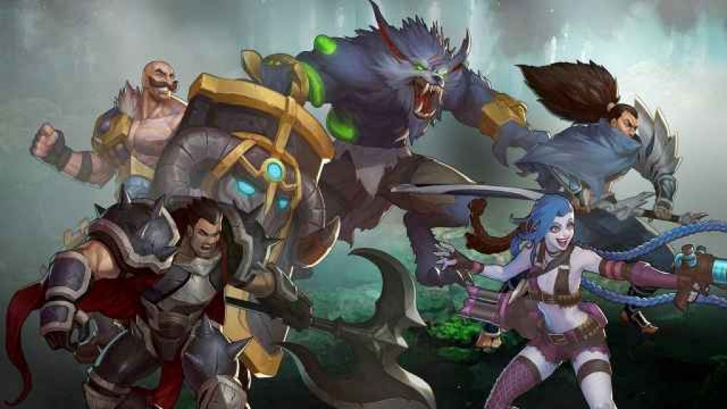 league of legends highly compressed free download