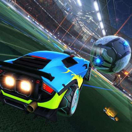 rocket league download pc game