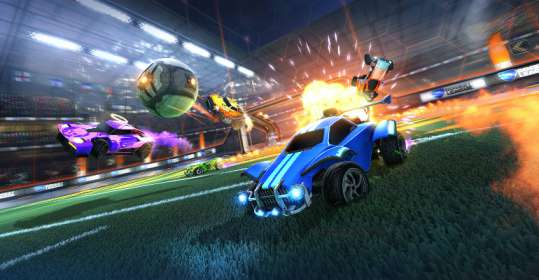 rocket league game download for pc