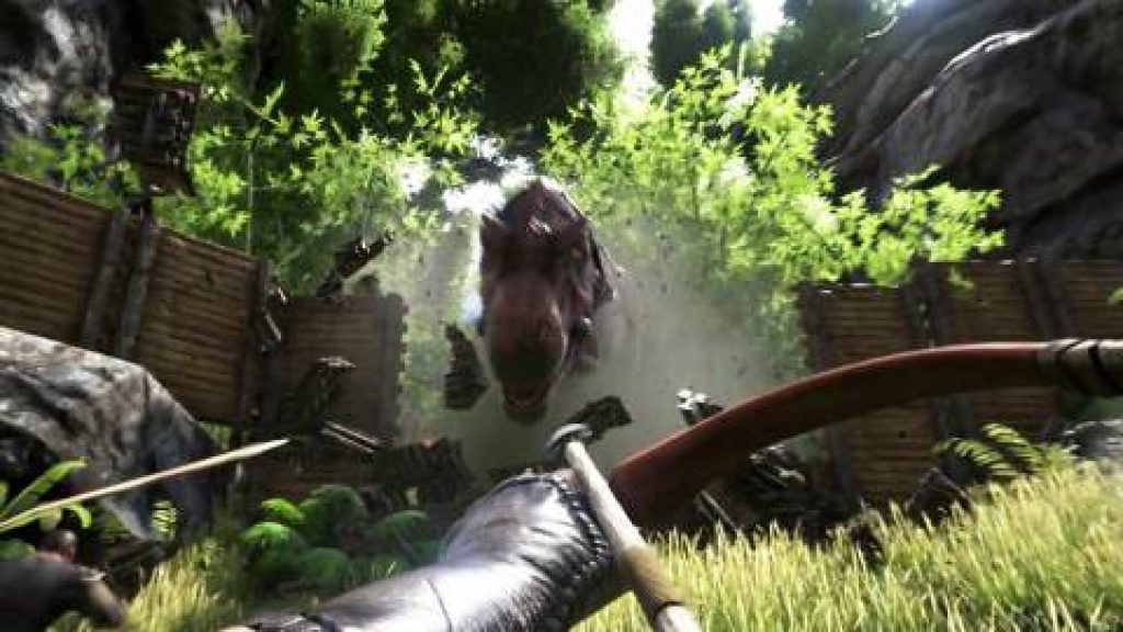Ark Survival Evolved pc download