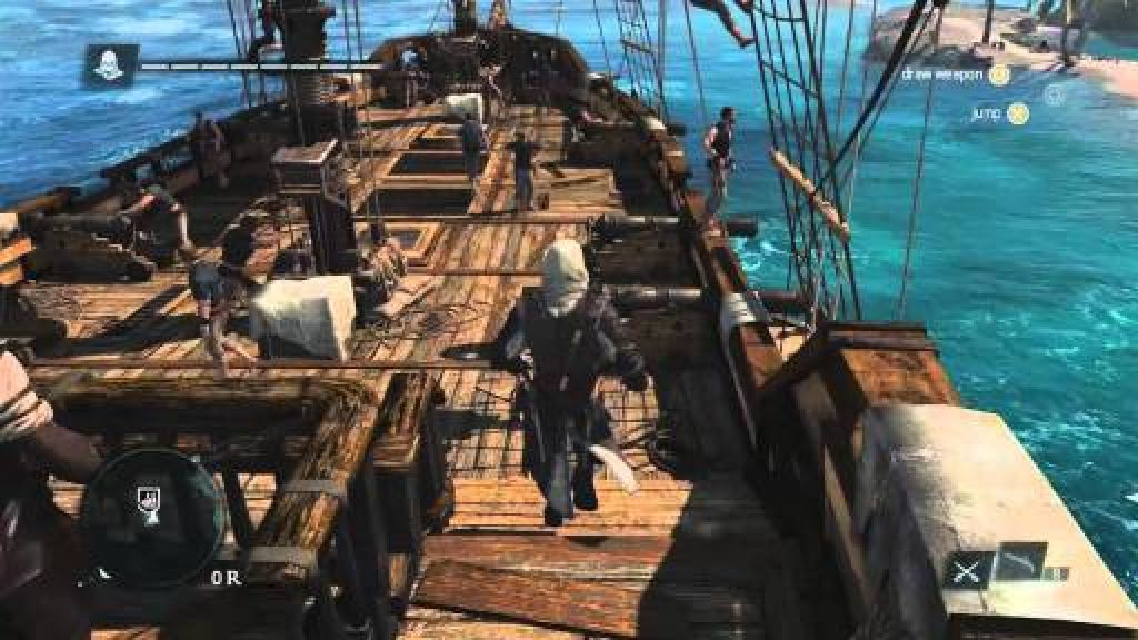 Assassins Creed IV Black Flag game download for pc