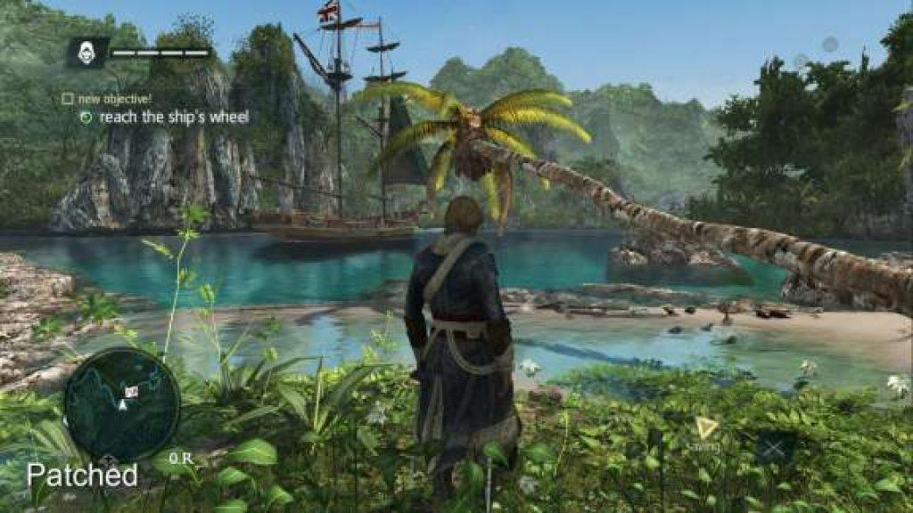 Assassins Creed IV Black Flag highly compressed free download