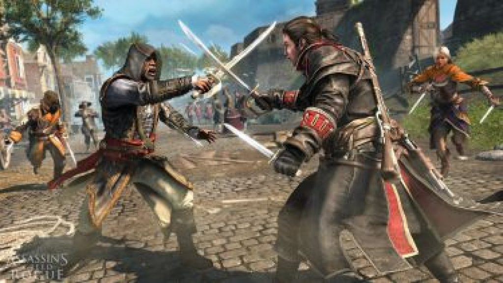 Assassins Creed Rogue download for pc