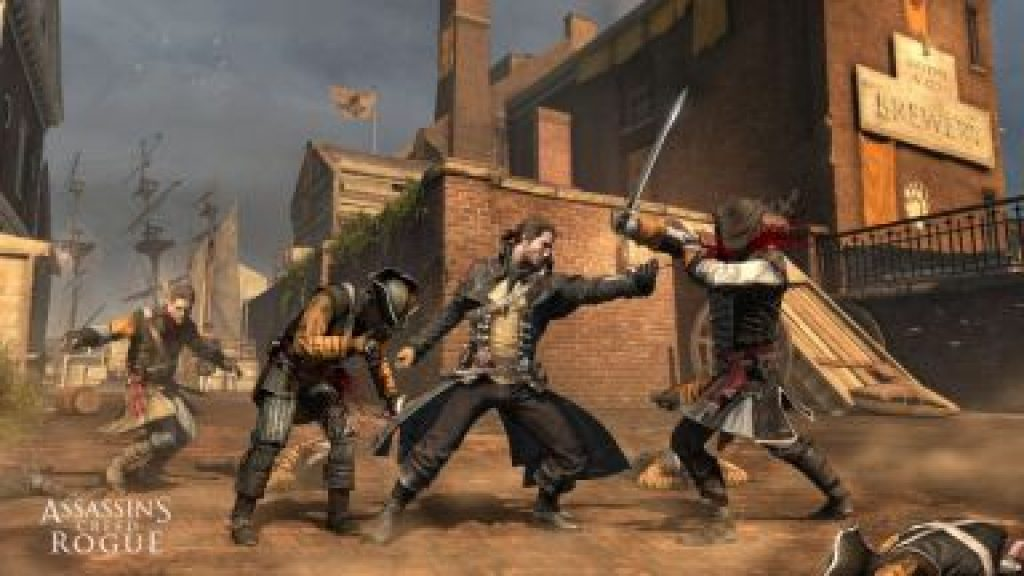 Assassins Creed Rogue game download for pc