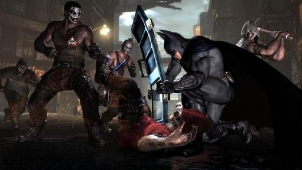 Batman Arkham City download for pc