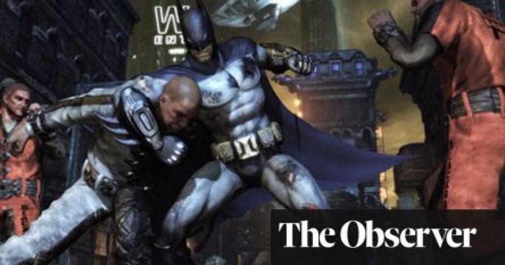 Batman Arkham City game download for pc