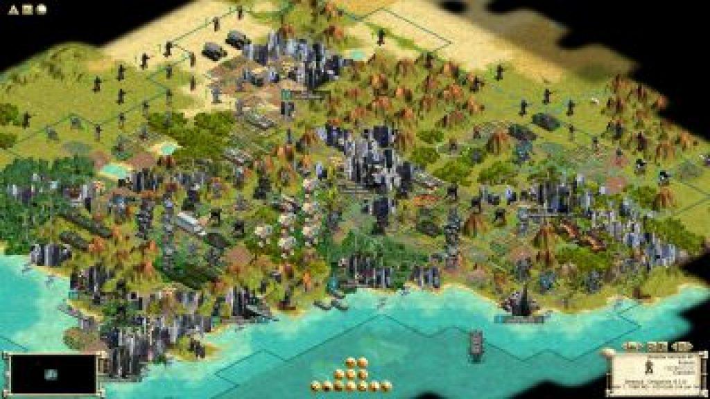Civilization III torrent download pc